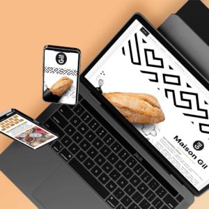creation site internet agde - agence communication agde - pika com